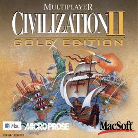 Multiplayer Civilization II Gold Edition | Video Games