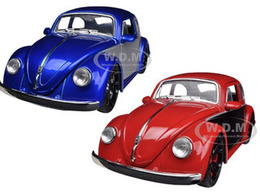 1959 Volkswagen Beetle 2 Car Set | Model Vehicle Sets