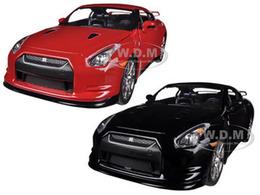 2009 Nissan GT-R R35 2 Car Set | Model Vehicle Sets