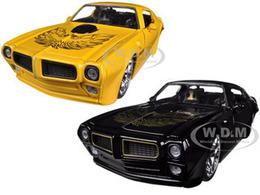 1972 Pontiac Firebird Trans Am | Model Vehicle Sets