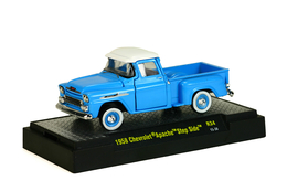 1958 Chevrolet Apache Step Side   Model Trucks