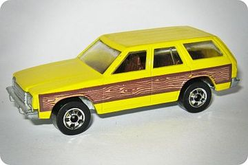 Aries Wagon | Model Cars