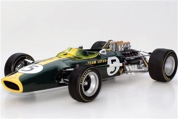 1967 Lotus 49 Jim Clark  | Model Racing Cars