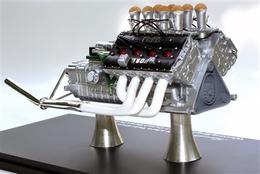 1967 Ford 3-Litre V8 Twin Cam DFV | Model Internal Combustion Engines