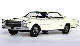 1966 Ford Galaxie 500 7-Litre Hardtop Enthusiasts Edition   Model Cars