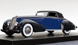 1934 Duesenberg J Graber Cabriolet | Model Cars