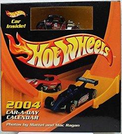 Hot Wheels 2004 Car-A-Day Calendar | Whatever Else