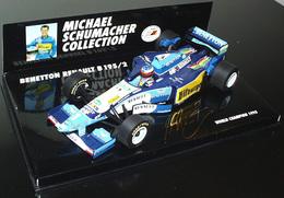Benetton renault b195   michael schumacher   1995 model racing cars 5e7190af 4b71 4e61 9b0d c341969f69b7 medium
