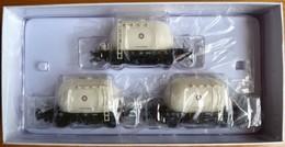Irish Railway Models Bubble wagons Set D | Model Trains (Rolling Stock)