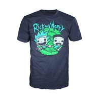Rick & Morty (Schwifty) | Shirts & Jackets