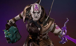 Quan Chi (Sorcerer) | Figures & Toy Soldiers