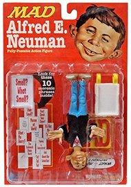 Alfred E. Neuman   Action Figures