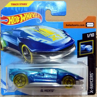 El Viento | Model Cars | International short card