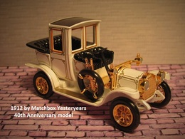 1912 Packard | Model Cars | photo: David H