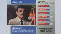 007 Spy Files #8 - Kerim Bey | Trading Cards (Individual)