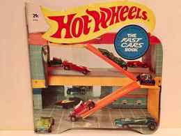 Hot Wheels The Fast Cars Book | Books