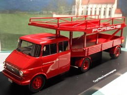 "Opel Blitz Renntransporter ""Porsche"" 1963 