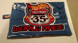 Hot Wheels World Race Towel | Whatever Else