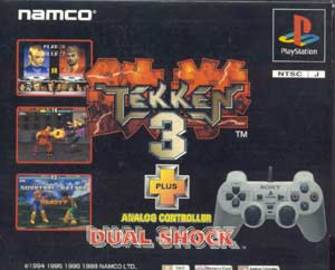 Tekken 3 | Video Games