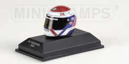 Arai Helmet J. Verstappen 2003 | Miniature Sports Equipment