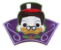 Scrooge McDuck | Uniform Patches