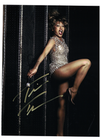 Tina Turner Signed Autograph With C.O.A. | Posters & Prints