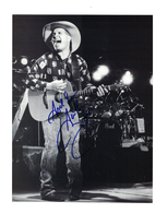 Garth Brooks 1986 Autographed magazine Article | Posters & Prints