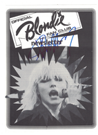 Blondie 1979 fan club autograph posters and prints 28f14bf9 c710 431e a0cd bfc936a13e5a medium