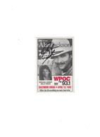 Alan Jackson hand signed 1993 Backstage Pass | Posters & Prints