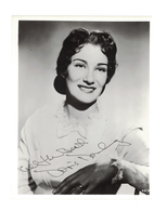Doris Dowling{Madelyn Grayson} Andy Griffith Show Signed | Posters & Prints