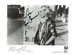 Kim carnes %257bbetty davis eyes%257d  1984 signed autograph posters and prints 18ebdc59 3aed 4d0e b941 4f709f96f0e0 medium