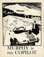 Murphy Is My Copilot | Books