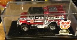 International Workstar Brush Truck   Model Trucks