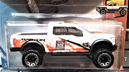 '17 Ford F-150 Raptor   Model Trucks