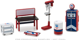 Shop Tools - Standard Oil | Diorama Accessories