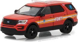 2016 Ford Interceptor Utility | Model Trucks