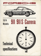 Porsche 1974 models 911 911s carrera technical specs manuals and instructions 9ad1cd39 8a3a 4095 a17e 0b4c93acdfb3 medium