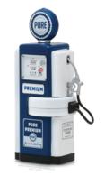 1948 Wayne 100-A Gas Pump Shell Oil   Gas/Petrol Pumps