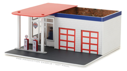 Chevron Vintage Gas Station | Dioramas