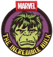 The Incredible Hulk | Uniform Patches