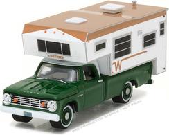 1967 dodge d 100 with winnebago slide in camper model trucks 3f334103 aea5 4922 9153 acf6271c6b54 medium