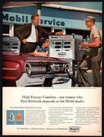 High energy gasoline ... one reason paul richards depends on his mobil dealer print ads 158491c7 b412 46a8 8270 ada274e195bf medium