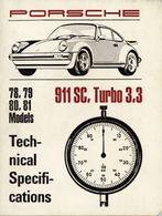 Porsche 78%252c 79%252c 80%252c 81 911sc%252c turbo 3.3 technical specifications manuals and instructions be1127a6 5412 49e0 9171 f36c40b5b783 medium