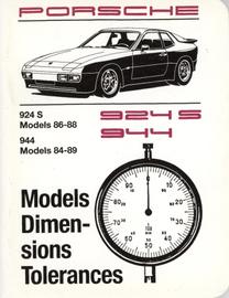 Porsche 924s%252c 944 %25281984 89%2529 models%252c dimensions%252c tolerances manuals and instructions 848bd736 bd0a 47be 8315 0bdff7e54510 large