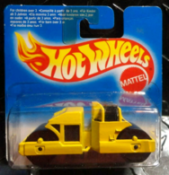 Road Roller | Model Construction Equipment