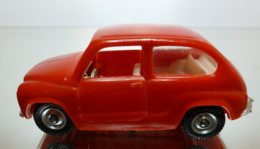 Seat 600D | Model Cars