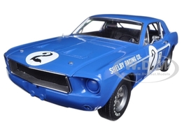 1968 Ford Shelby Mustang | Model Racing Cars