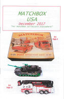 Matchbox USA Magazine December 2017 | Magazines & Periodicals