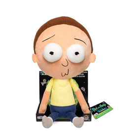 Morty (16 Inch) (Bored) | Plush Toys