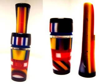 Weedy's Pin Oak ' | Game Calls | Weedy's Pin Oak 'Candy Stripe' duck call